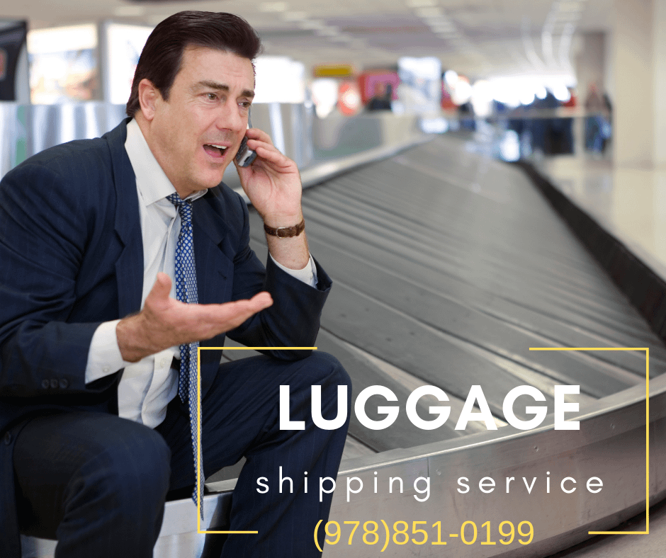 Boston Luggage shipping Service Company